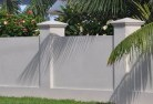 Ashbourne VIC Barrier wall fencing 1