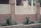 Ashbourne VIC Brick fencing 12