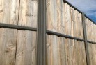 Ashbourne VIC Lap and cap timber fencing 2