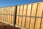 Ashbourne VIC Lap and cap timber fencing 4