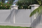 Ashbourne VIC Modular wall fencing 1